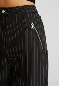 Tiger Mist - CLUELESS PANT - Broek - black - 4