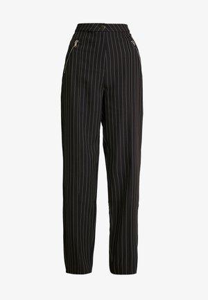 CLUELESS PANT - Kalhoty - black