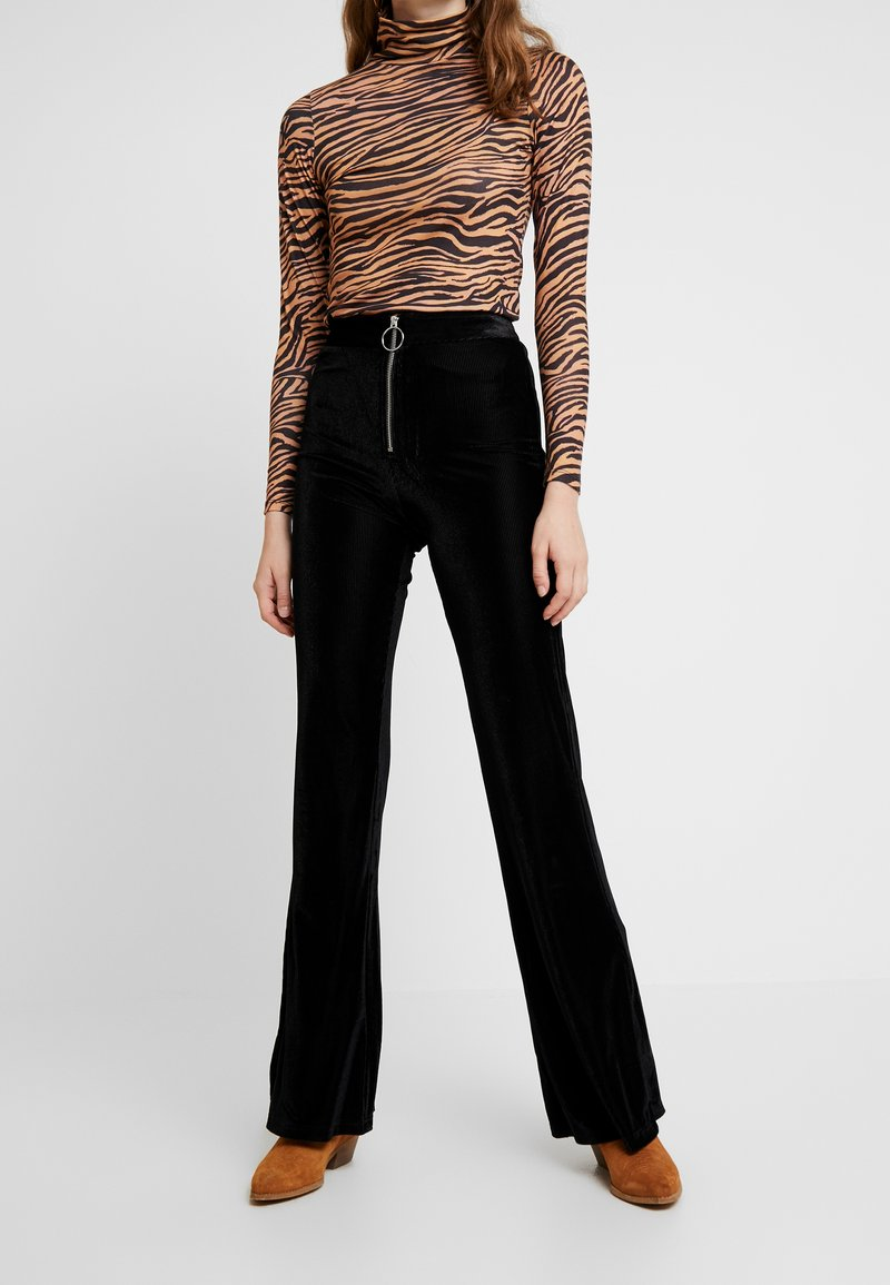 Tiger Mist - BOBBI PANT - Broek - black