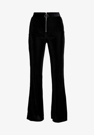 BOBBI PANT - Pantaloni - black