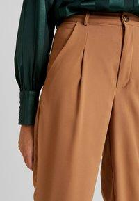 Tiger Mist - PANT - Pantalon classique - tan - 4