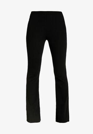 LUCY PANT - Pantalon classique - black