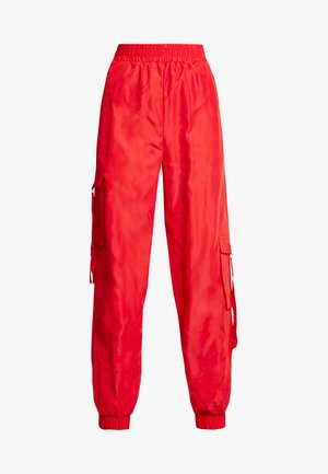 FLOSS PANT - Kalhoty - red