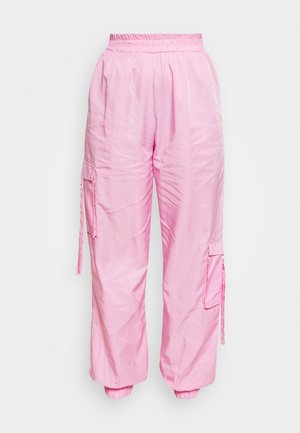 FLOSS PANT - Trousers - pink