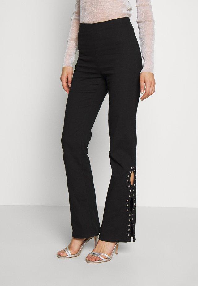 SIDNEY PANT - Pantaloni - black