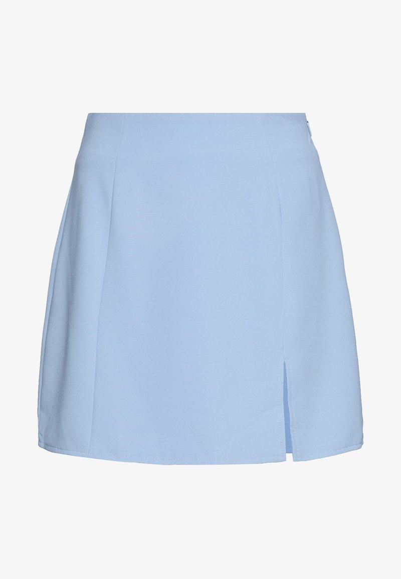 Tiger Mist - AVANTI SKIRT - Mini skirt - blue
