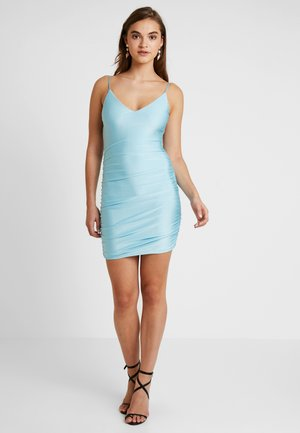 ALLY DRESS - Robe fourreau - blue