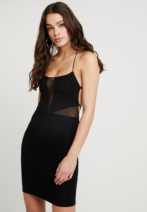 ELECTRA DRESS - Day dress - black