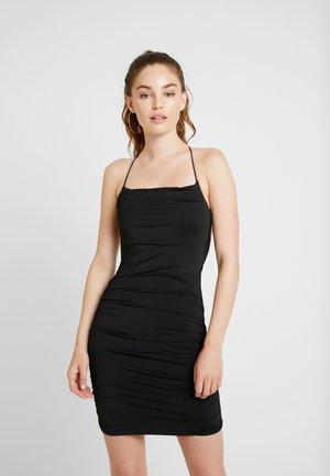 REESE DRESS - Robe fourreau - black
