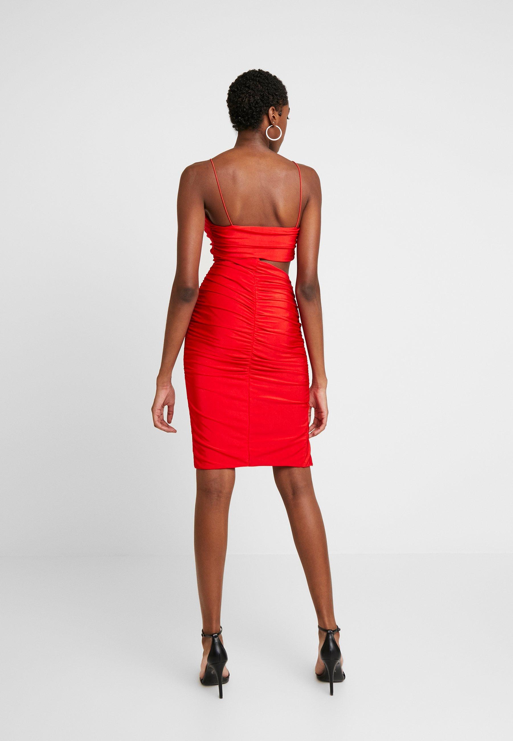 Tiger Mist CHEYENNE DRESS - Sukienka koktajlowa - red