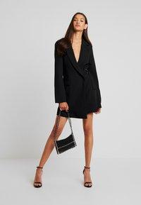 Tiger Mist - AVANTI BLAZER DRESS - Vestido informal - black - 2