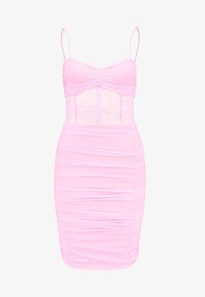 EASTSIDE DRESS - Juhlamekko - pink
