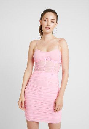 EASTSIDE DRESS - Cocktailjurk - pink