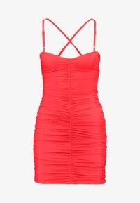 Tiger Mist - CHIARA DRESS - Etuikjole - red - 4
