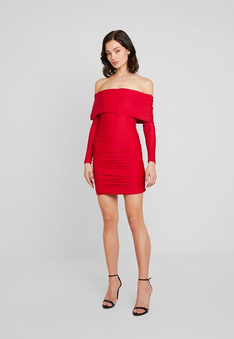 Tiger Mist - MOVE OVER DRESS - Robe de soirée - red