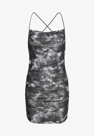 REESE DRESS - Cocktailklänning - grey