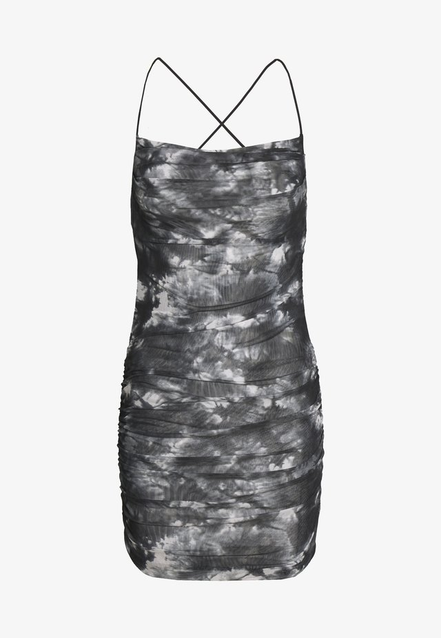 REESE DRESS - Juhlamekko - grey