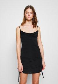 Tiger Mist - PORTO DRESS - Robe de soirée - black - 0
