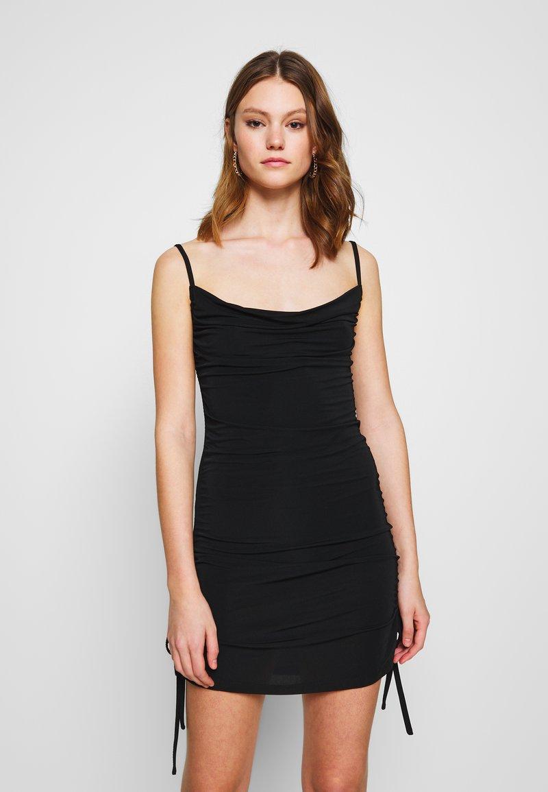 Tiger Mist - PORTO DRESS - Robe de soirée - black