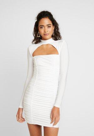 ELIANNA DRESS - Cocktailjurk - white