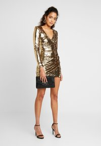 Tiger Mist - FLORES DRESS - Vestito elegante - gold - 1