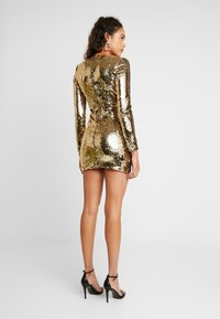 Tiger Mist - FLORES DRESS - Vestito elegante - gold - 2