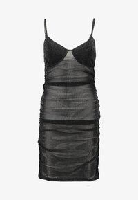 Tiger Mist - LOVE DAY DRESS - Koktejlové šaty / šaty na párty - black - 4