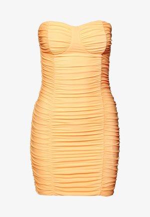 CALDO DRESS - Vapaa-ajan mekko - orange