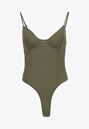 CHEVIE BODYSUIT - Top - khaki