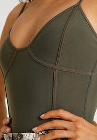 Tiger Mist - CHEVIE BODYSUIT - Top - khaki - 5