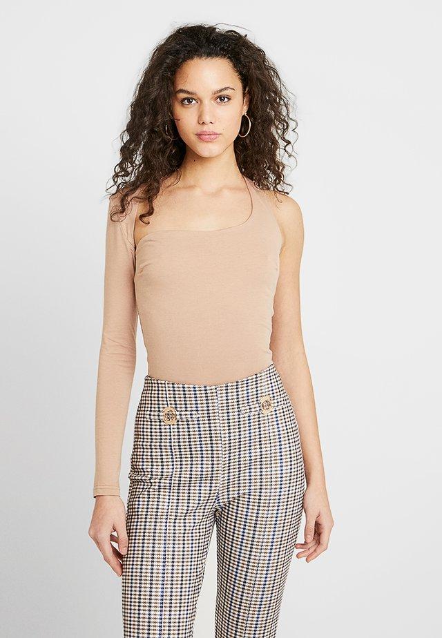 LYLA - Long sleeved top - tan