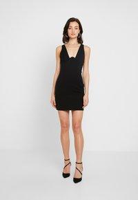 Tiger Mist - ADORE DRESS - Etuikleid - black - 0