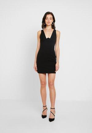 ADORE DRESS - Sukienka etui - black