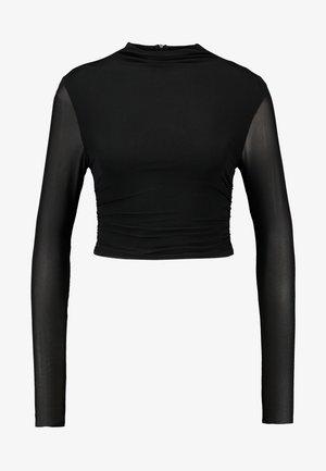 STELLA - Langarmshirt - black