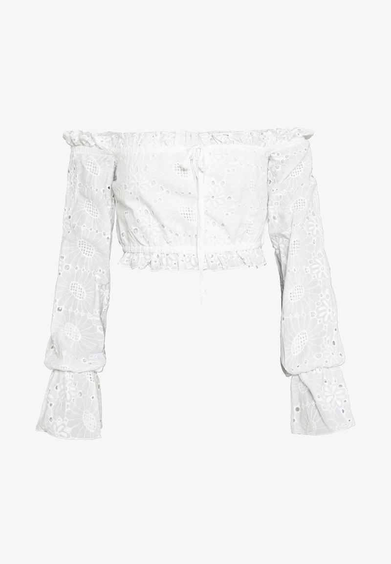 Tiger Mist - ZENNA TOP - Blouse - white