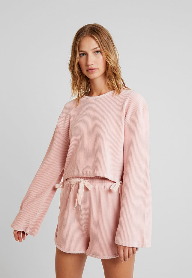 CODY JUMPER - Collegepaita - blush