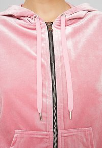 Tiger Mist - LAVINA HOODIE - Sweatjakke /Træningstrøjer - baby pink - 5