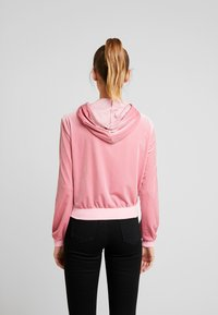 Tiger Mist - LAVINA HOODIE - Sweatjakke /Træningstrøjer - baby pink - 2