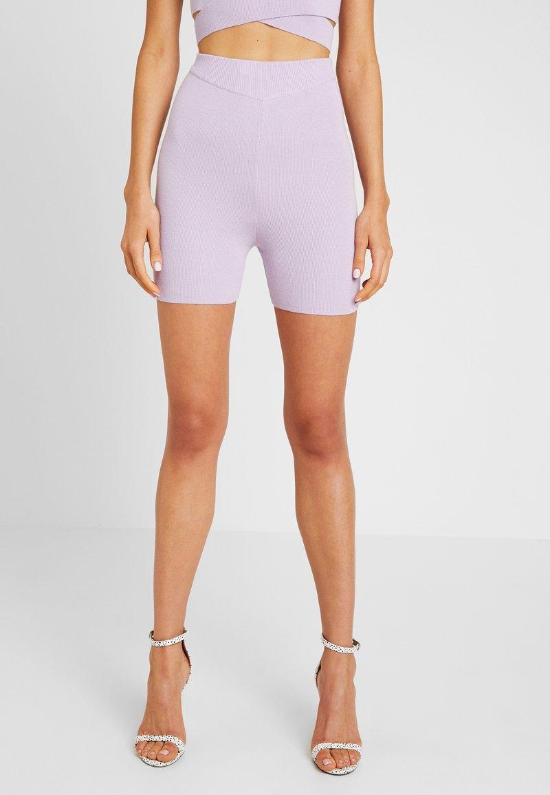 Tiger Mist - DERBY - Shorts - lilac