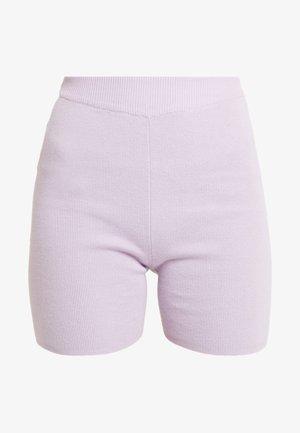 DERBY - Shorts - lilac