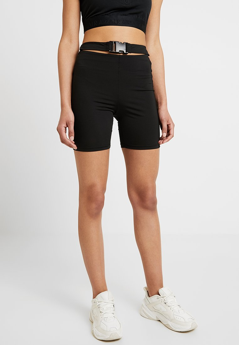 Tiger Mist - TYLER BIKE - Shorts - black