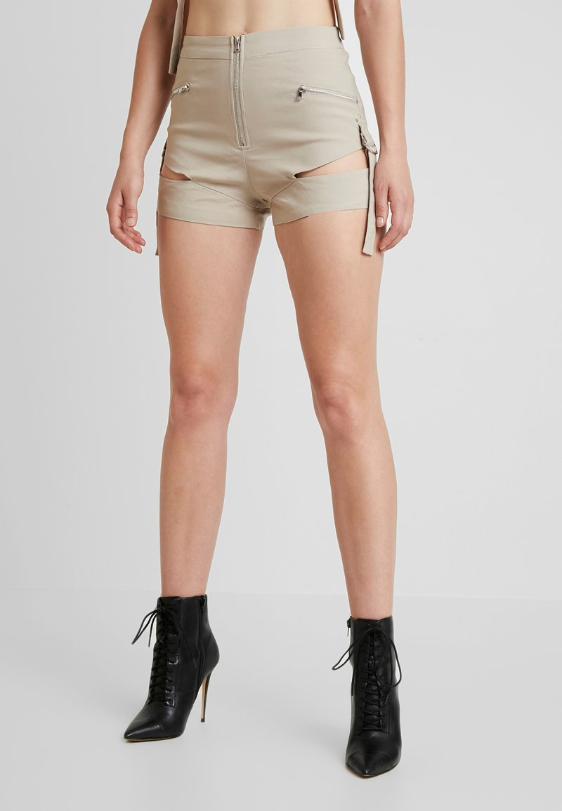 Tiger Mist - REED - Shorts - tan