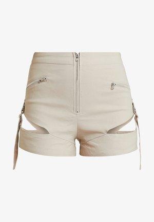 REED - Shorts - tan