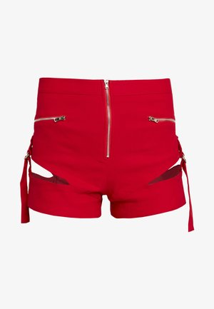 REED - Shorts - red