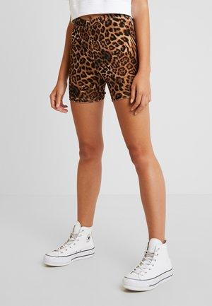 AARYA - Shorts - brown
