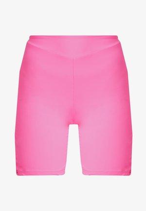 BRAZIL - Shorts - neon pink