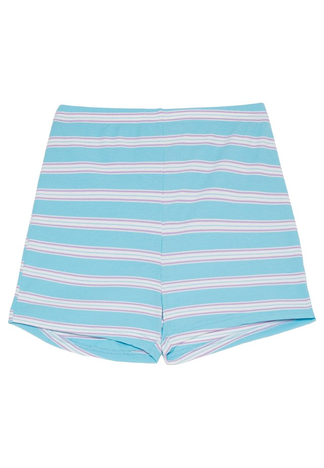 LULU  - Shortsit - blue stripe