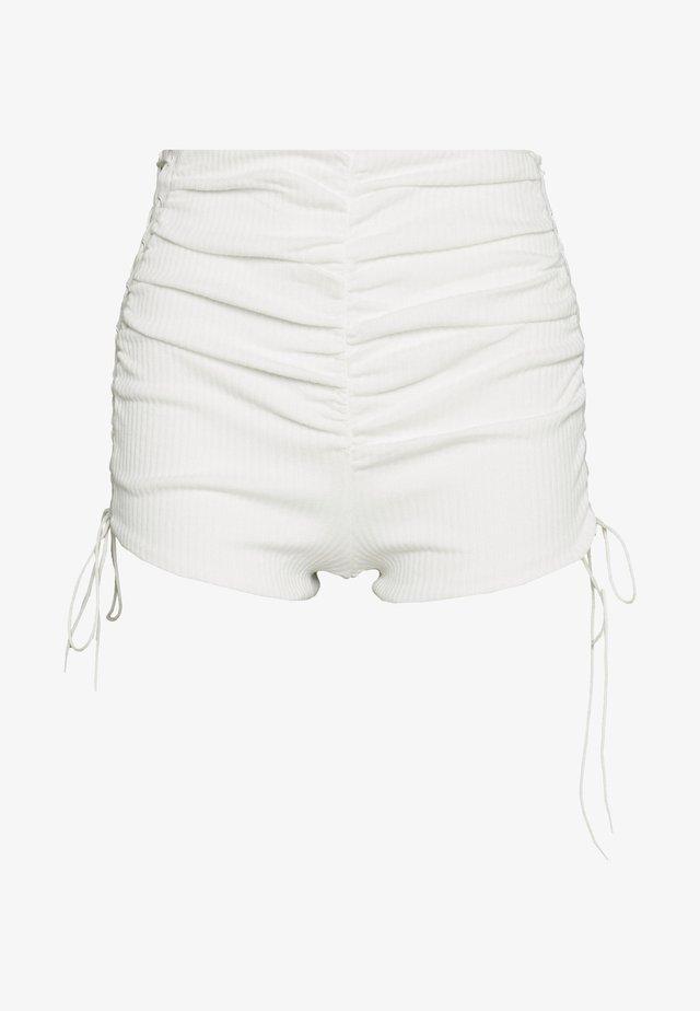 JAX HOT  - Short - white