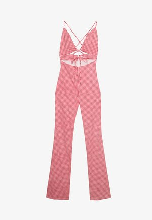 JERRICO - Overall / Jumpsuit - red