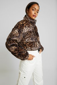 Tiger Mist - XANDER JACKET - Vinterjakke - brown - 0